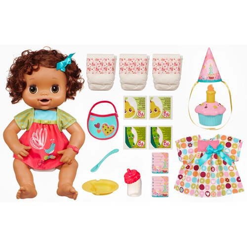 Baby Alive Clothes At Walmart Classy Baby Alive My Baby Alive Doll Value Pack Brunette Walmart