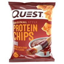 Tortilla & Corn Chips: Quest Nutrition Original Style Protein Chips