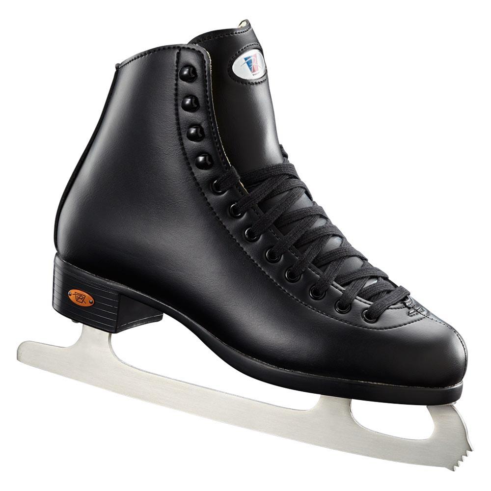 Riedell 110 Opal Men's Figure Skate Black by Riedell