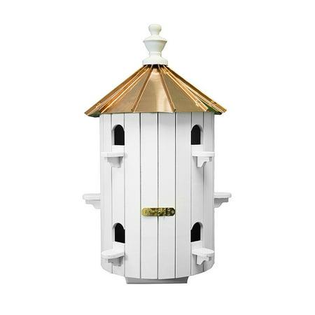 Furniture Barn USA™ Amish made 10 Hole Bird House 26