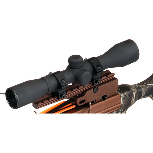 SA Sports 4x32 Multi Reticle Crossbow Scope