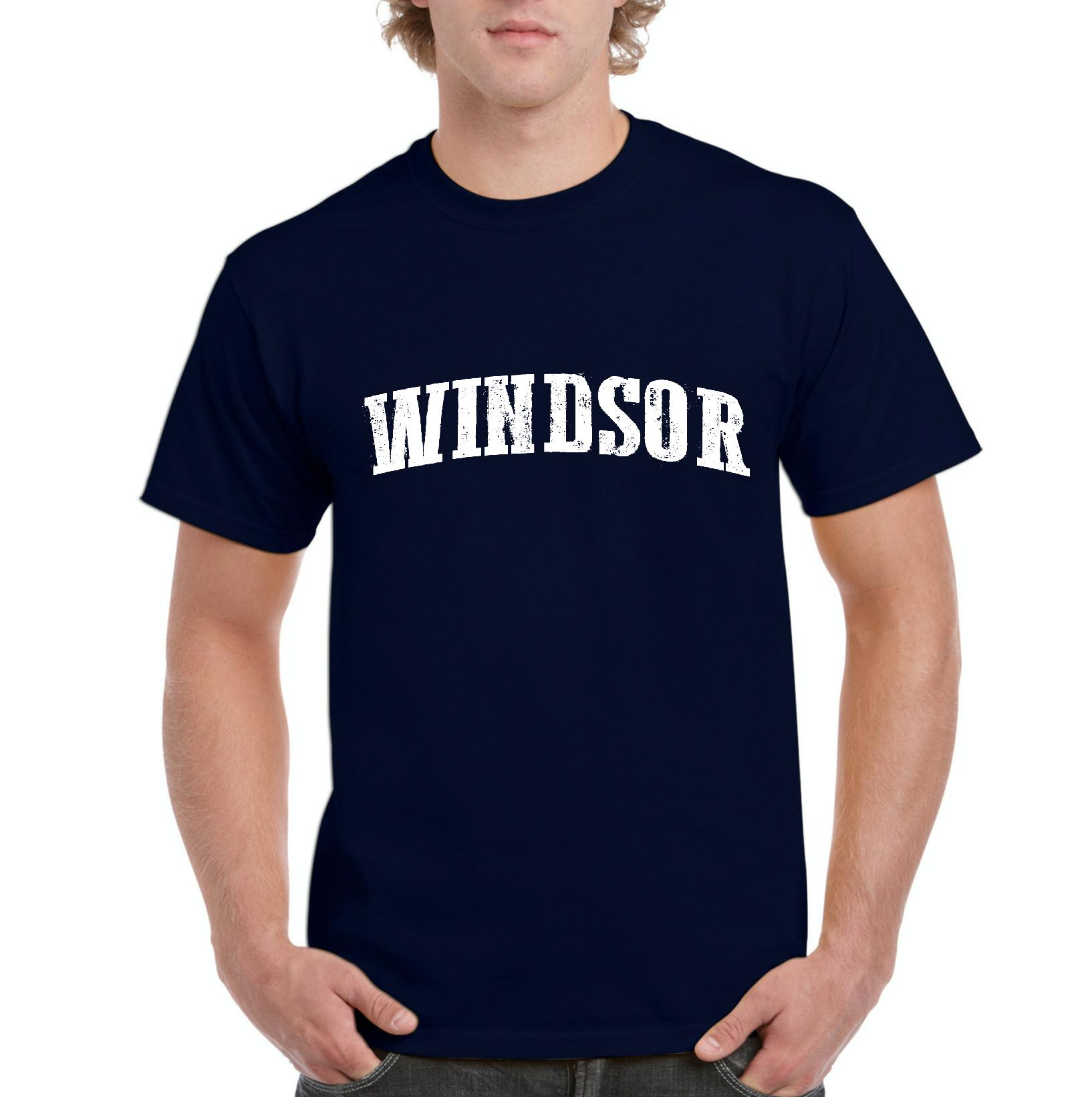 Canada T-Shirt Windsor Ontario  Mens Shirts