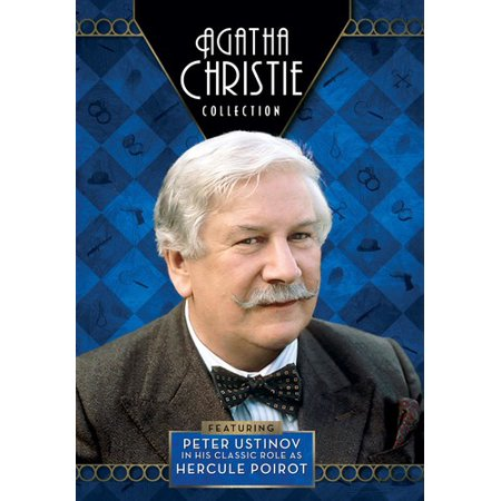 Agatha Christie Collection: Featuring Peter Ustinov (DVD) - Halloween Party Agatha Christie Movie