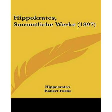 Hippokrates, Sammtliche Werke (1897) - image 1 of 1
