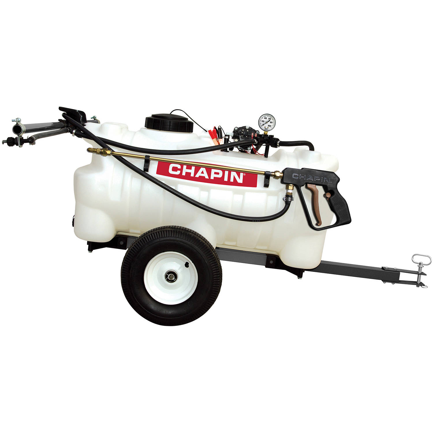 Chapin 97700 25-Gallon 12v EZ Tow Dripless Sprayer