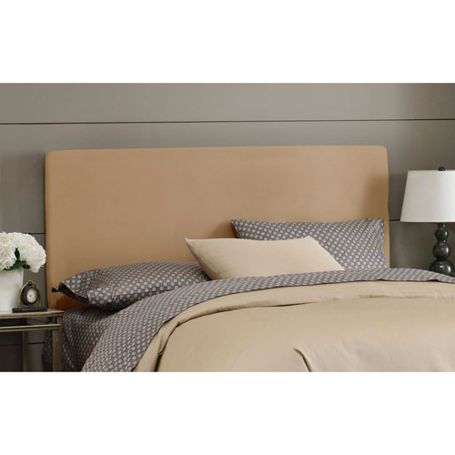 Faux-Suede Headboard, Multiple Colors