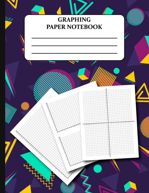 graphing paper notebook   coordinate plane graph paper