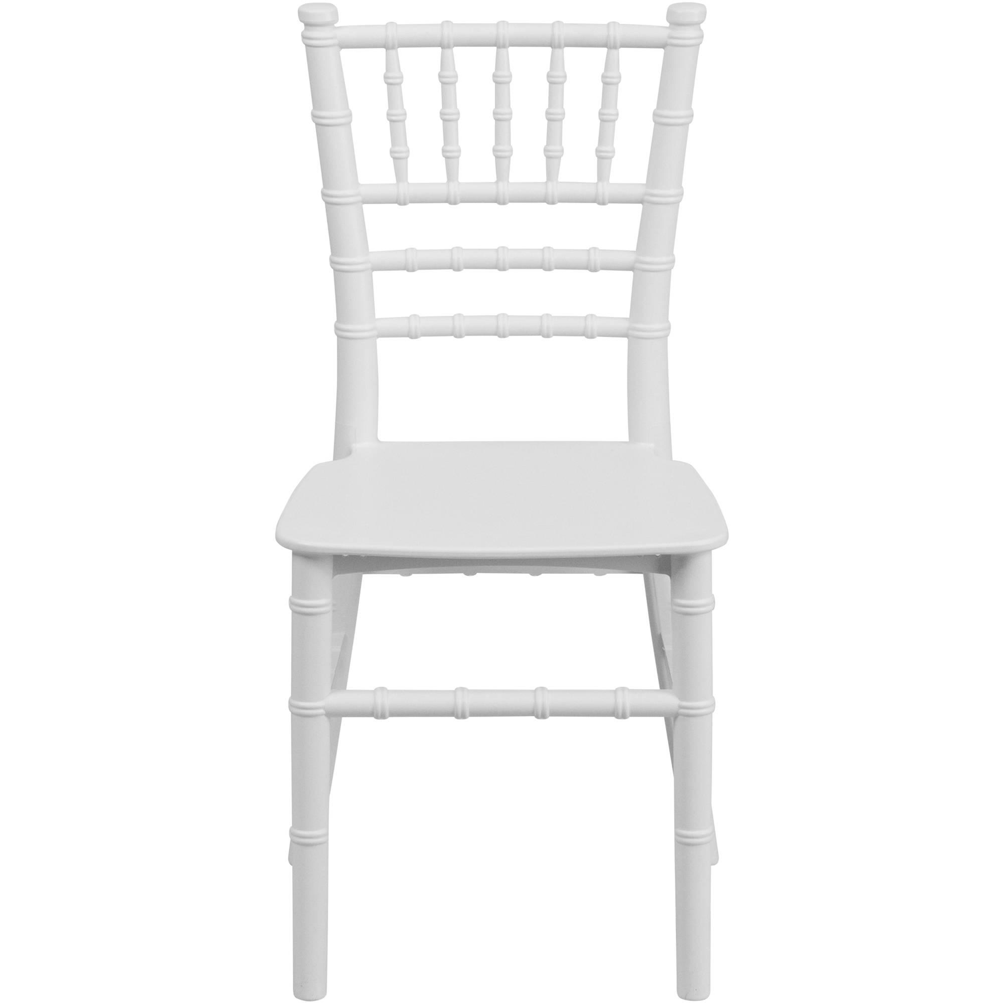 Flash Furniture Kids Resin Chiavari Chair Multiple Colors