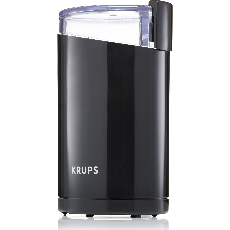 Krups Coffee Spices Grinder Black KR-F20342 Kitchen /& Home Beans
