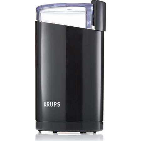 KRUPS Stainless Steel Electric Coffee and Spice Grinder (Burr Coffee Grinders Baratza)