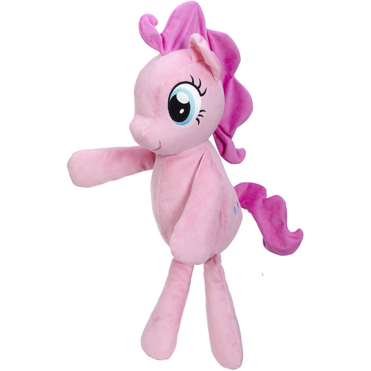 My Little Pony Friendship is Magic Pinkie Pie Huggable Plush by Hasbro