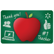 School Apple Remote Walmart eGift Card
