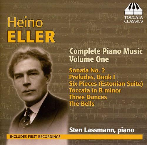 H. Eller - Heino Eller: Complete Piano Music, Vol. 1 [CD]