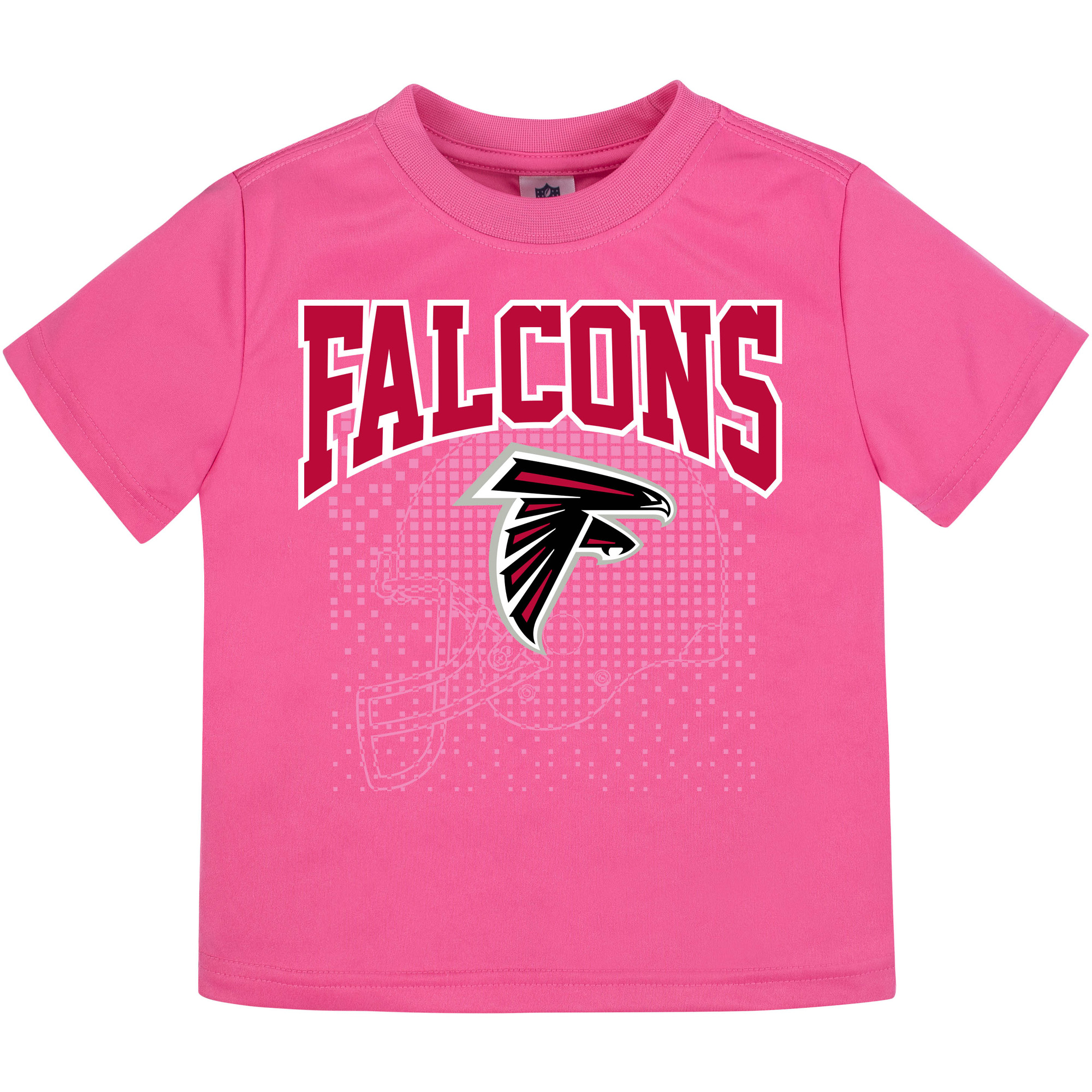 Toddler Gerber Pink Atlanta Falcons T-Shirt