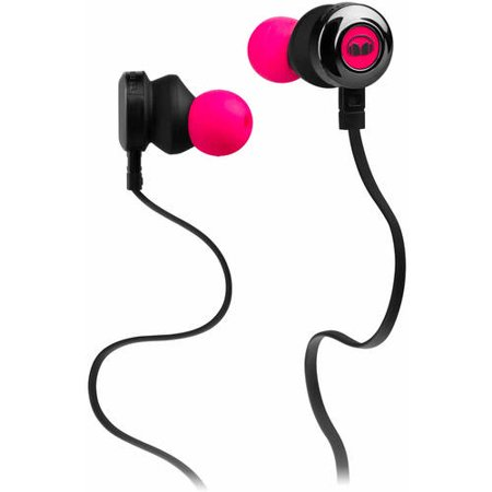 Monster Clarity HD In-Ear Headphones - You Deserve Better Than What's In The Box](Neon Headphones)