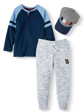 7fb2683355905 Boys Outfit Sets - Walmart.com