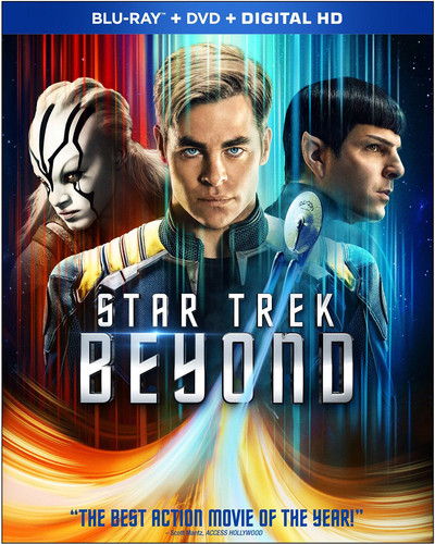 Star Trek Beyond (Blu-ray + DVD) by