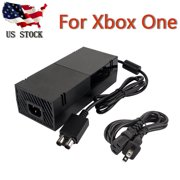 Xbox One Power Supply Brick Power Supply Brick for Xbox One AC Adapter Power Supply Cord Replacement Charger AC Power cord for Xbox One Console