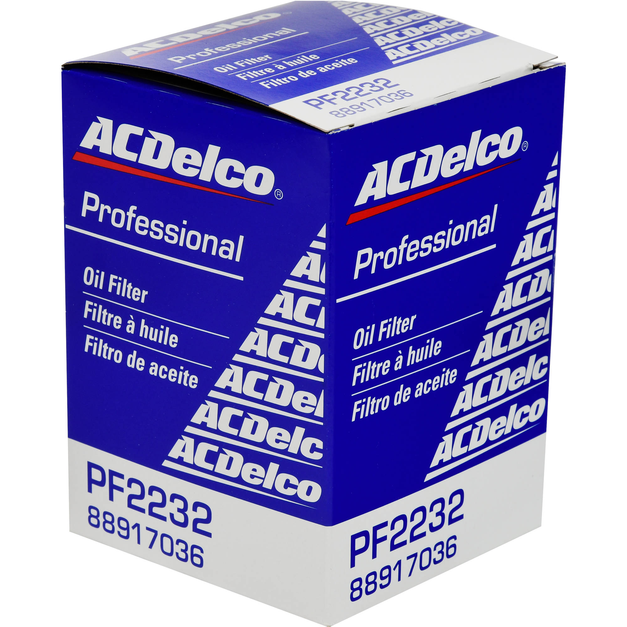 ACDelco PF2232 Professional Engine Oil Filter 88917036