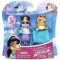 Disney Princess Little Kingdom Jasmine's Sluber Party Figure