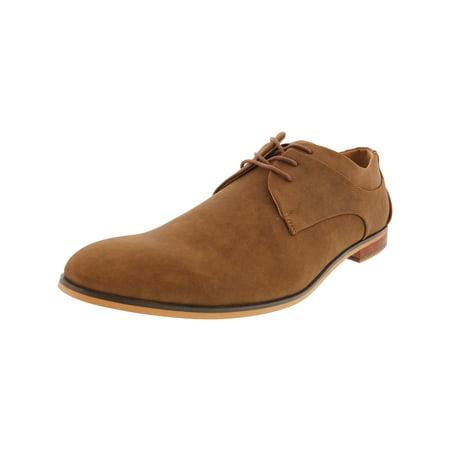 Mens 13 Cognac (Steve Madden Men's Dilon Cognac Ankle-High Oxford Shoe -)