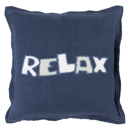 Surya Just Relax Decorative Pillow Walmart Simple Relax Decorative Pillow