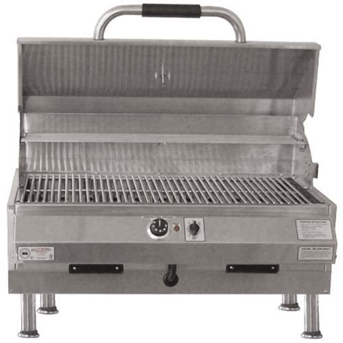 Electri-Chef 32 in. Tabletop Electric Grill Single Burner by Electri - Chef Grill