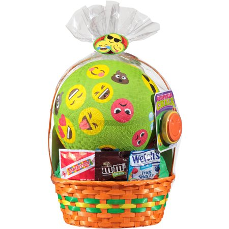 Easter basket with toys and assorted candies 5 pc walmart easter basket with toys and assorted candies 5 pc negle Images