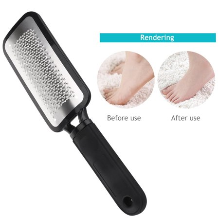 Reactionnx Foot File Callus Remover, Best Foot File for Dry Feet, Exfoliates, Removes Hard Skin, Leaves Feet Smooth and