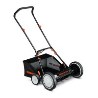 Remington RM3100 18-Inch Reel Push Mower with Rear Bag