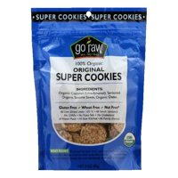 Go Raw Organic Super Coconut Cookies, 3 OZ (Pack of 12)