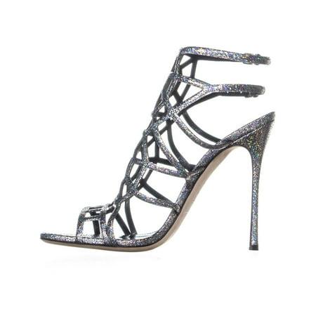 Sandales Pour Femmes Sergio Rossi A63130, Grise - image 2 de 6