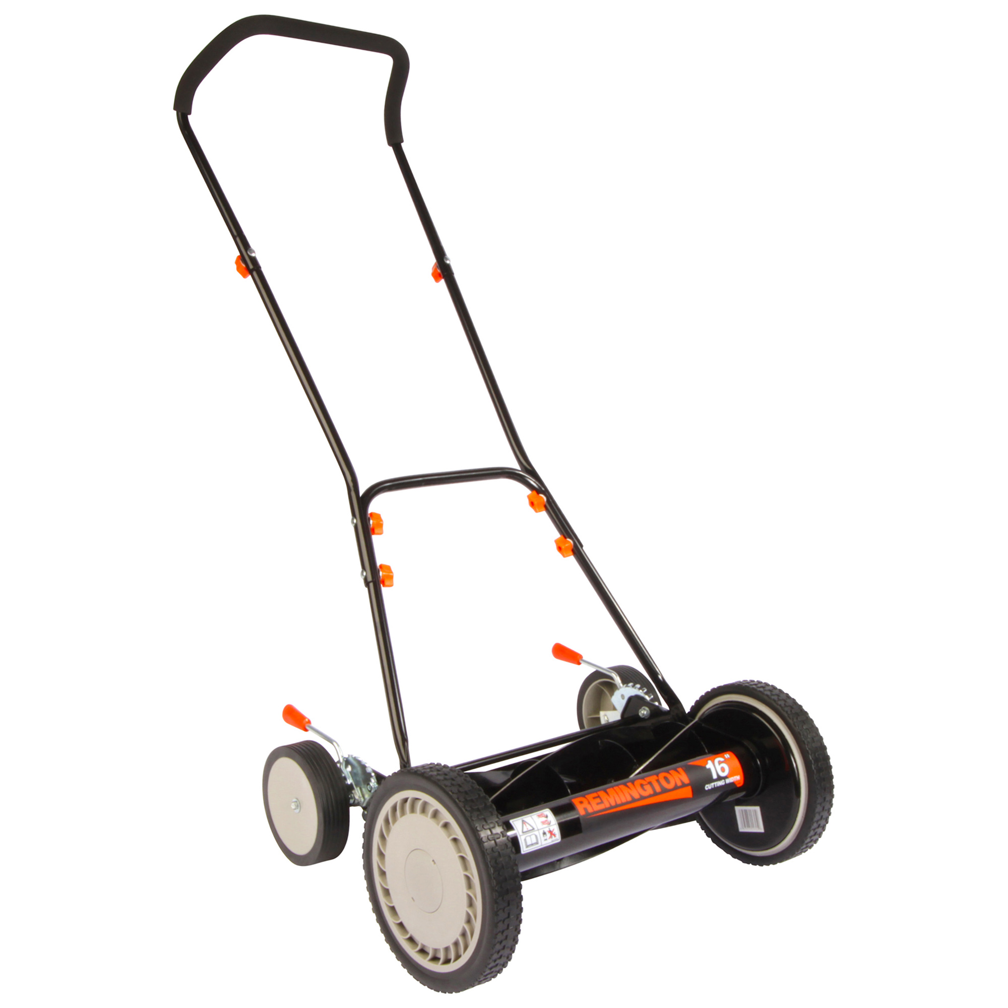 Remington 15A 16 in Push Reel Mower Walmart