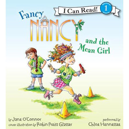 Fancy Nancy and the Mean Girl - Audiobook (Mean Girl Quotes Halloween)