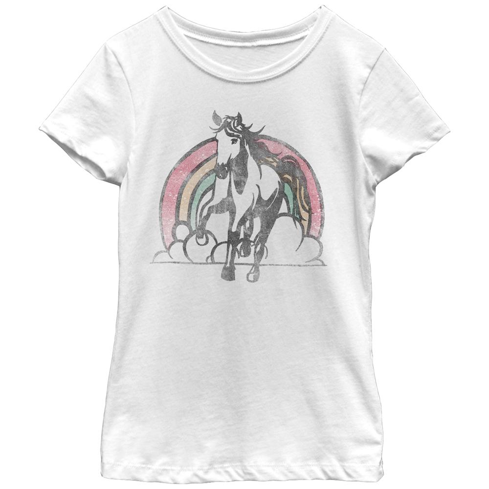 Ladies Glorious Gray Horse Women/'s T-Shirt
