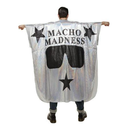 WWE SUPERSTAR DELUXE MACHO MAN ROBE