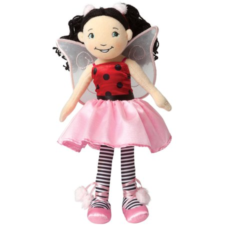 Manhattan Toy Groovy Girls Fairybelles, Lacey Ballerina Fashion Doll