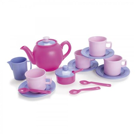 American Educational DT-4398 Princess Tea Set in (Little Princess Tea)