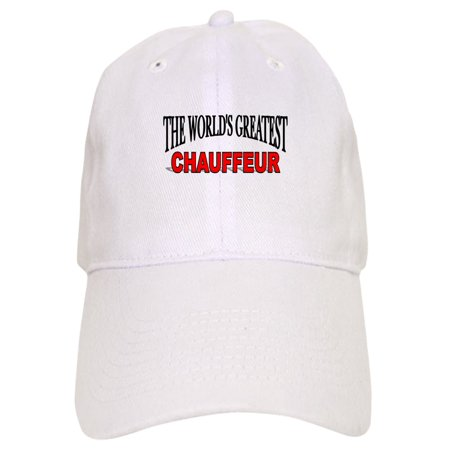 CafePress - The World's Greatest Chauffeur