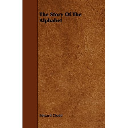 The Story of the Alphabet