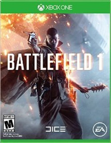 Battlefield 1, Electronic Arts, Xbox One, 014633368659 by MECCA ELECTRONIC ARTS
