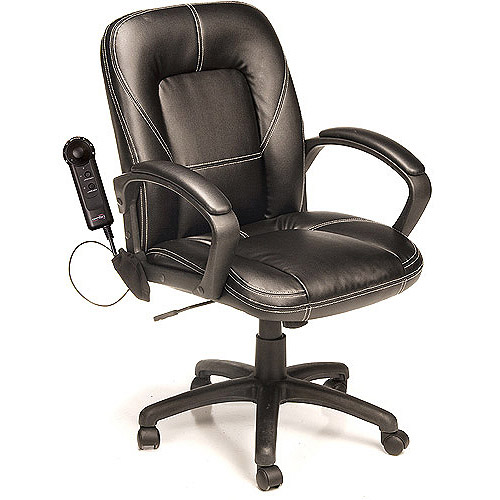 Relaxzen Mid Back Chair with 3 motor massage