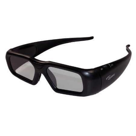 Optoma Rf 3d Glasses – For Projector – Shutter – 50 Ft – Radio Frequency – Battery Rechargeable – Black (zf2300glasses)