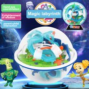 New brand Freedomgo 3D Puzzle Ball Interactive Maze Game with 158 Challenging Best Gift Puzzle Game