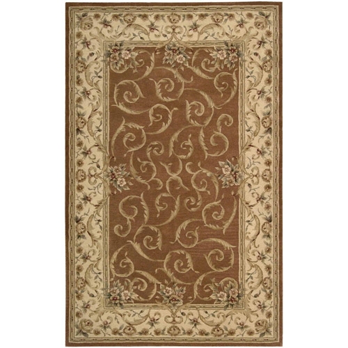 Nourison Heritage Savannerie Collection Area Rug