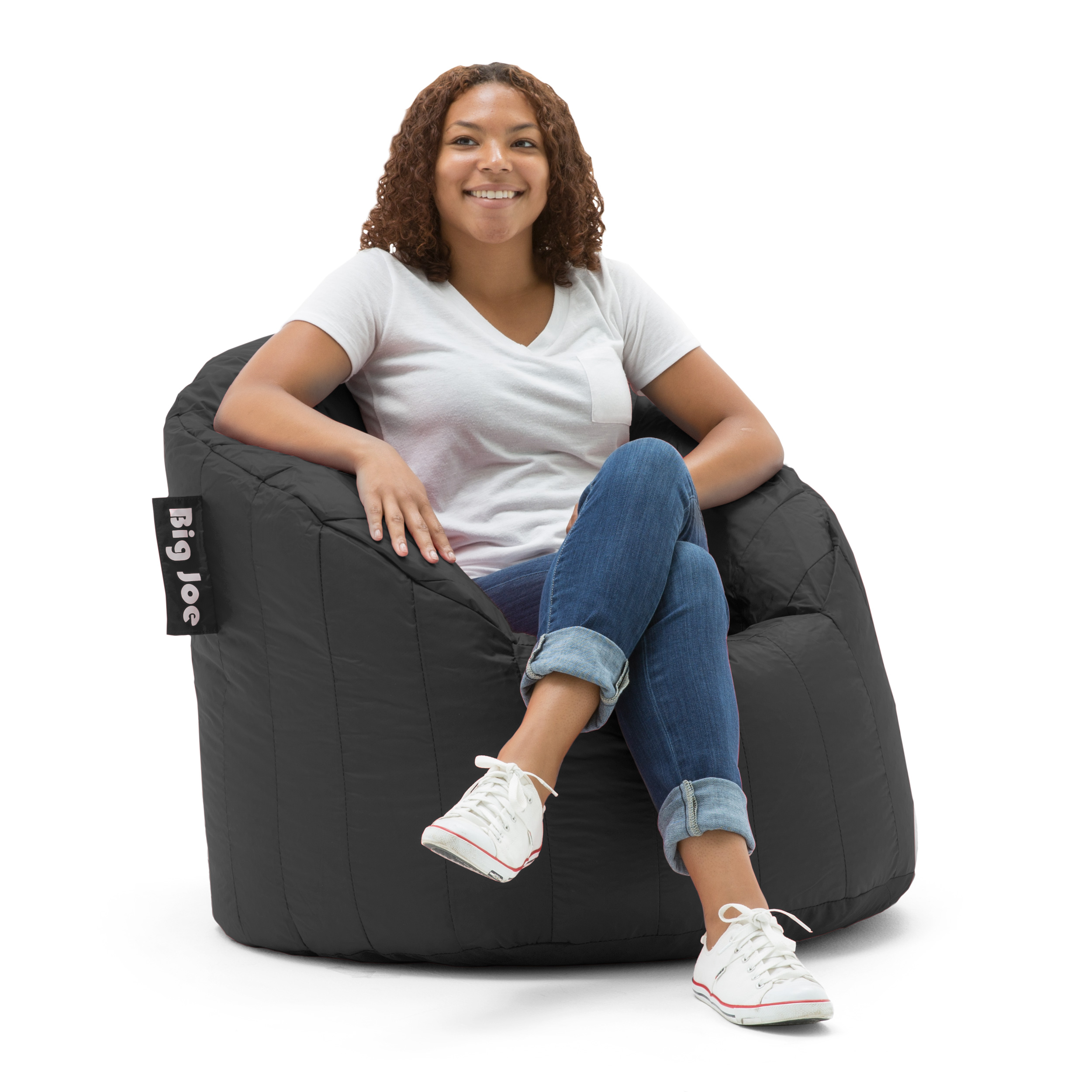 Big Joe Lumin Beanbag Chair, Available in Multiple Colors by Comfort Research