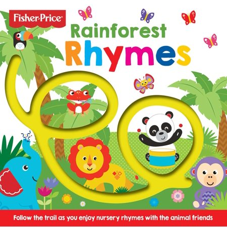 Fisher-Price Rainforest Rhymes - Fisher Price Animals Of The Rainforest