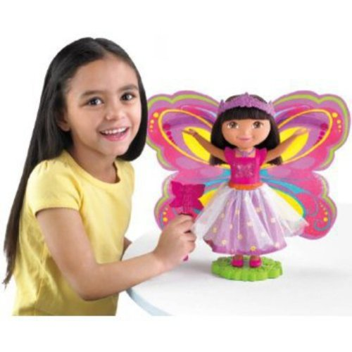 Fisher-Price Magic Fairy Dora Doll