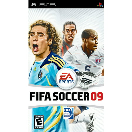 FIFA Soccer 09 - Sony PSP (Fifa 09 Best Players)