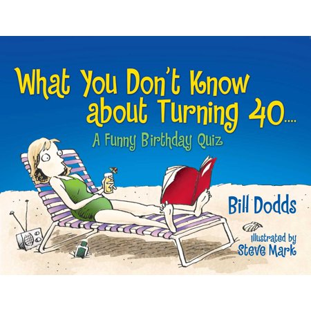 What You Don't Know About Turning 40 : A Funny Birthday Quiz - Funny Status About Halloween